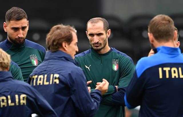 Three key battles: Italy vs Spain