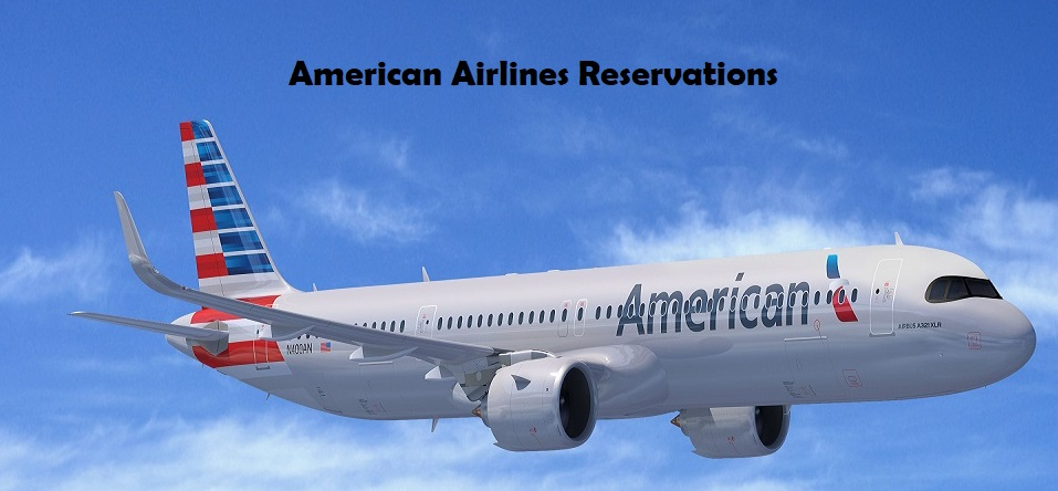 American Airlines Book A Flight Reservations on Up to  30% Off