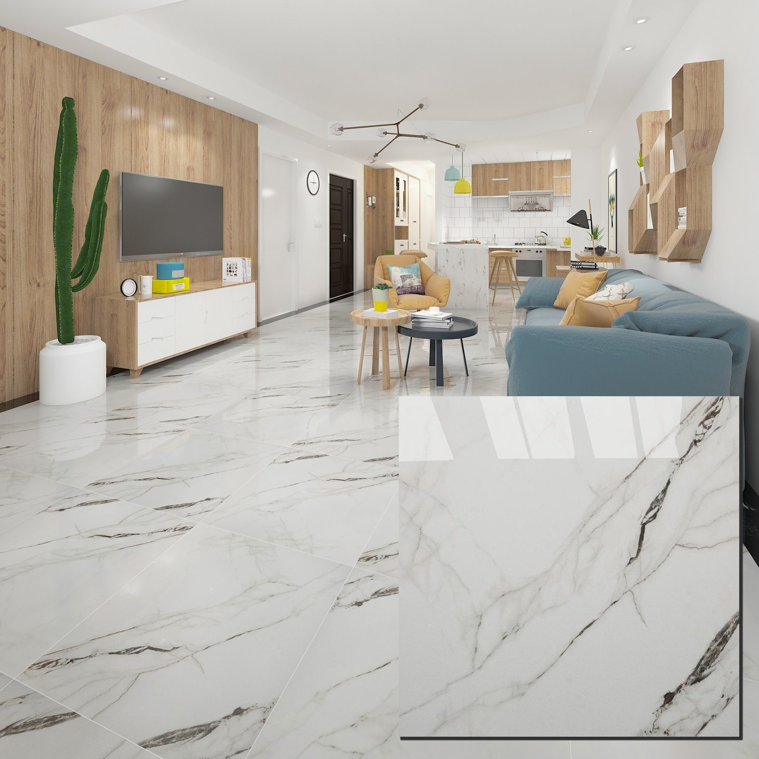 5 White Marble Ideas for Interior Designing That Will Create Awe-Inspiring Settings