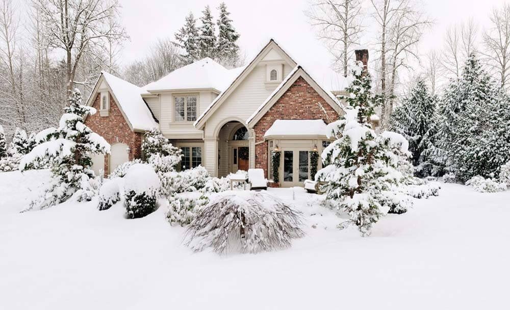Are you Enclosed If Snow and Ice Damage Your Home?