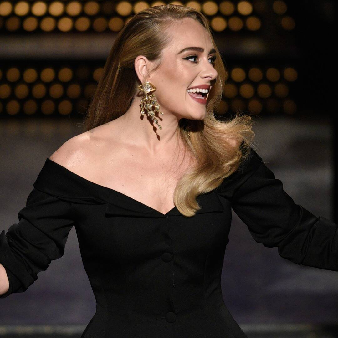 Adele Spotted for the First Time in Months at 2021 Oscars After Party